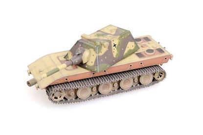 Picture of Germany WWII E-100 Heavy Tank with Krupp turret , 1946