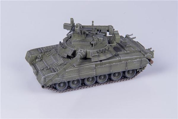 Picture of Russian Main battle tank T-80UE-1, 2000s